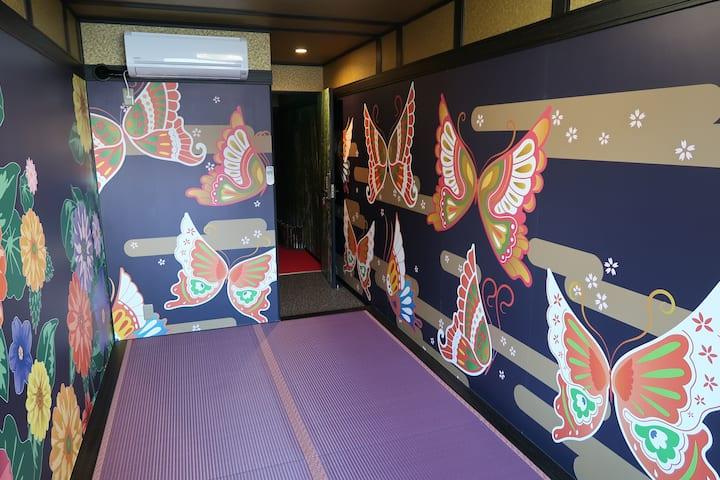 PICNIC HOSTEL OSAKA和室
