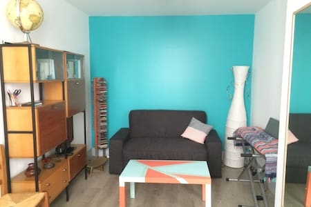 Appartement T2 de 48m2 : Cosy ! - Grenoble