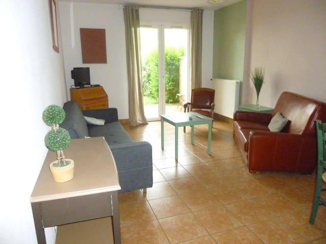 T3 65M2,Poitiers Gibauderie facs, CHU, futuroscope - Poitiers - Apartment