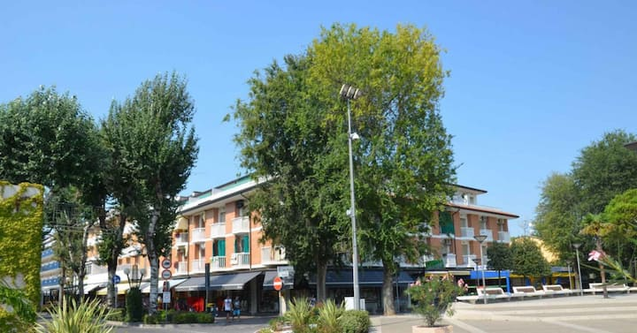 apt for 2+2 persons with WLAN in Bibione R41722