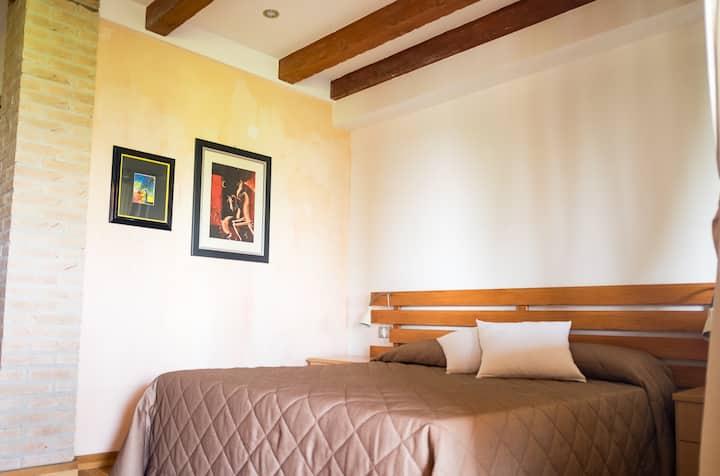 Bellissima camera privata nella campagna Emiliana