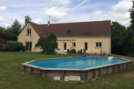 Chambres à la campagne - Preuilly - Bed & Breakfast
