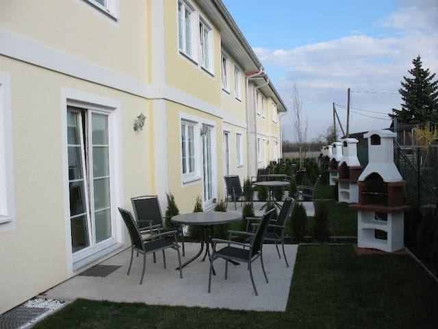 Apartment L15 for up to 3 people with free parking