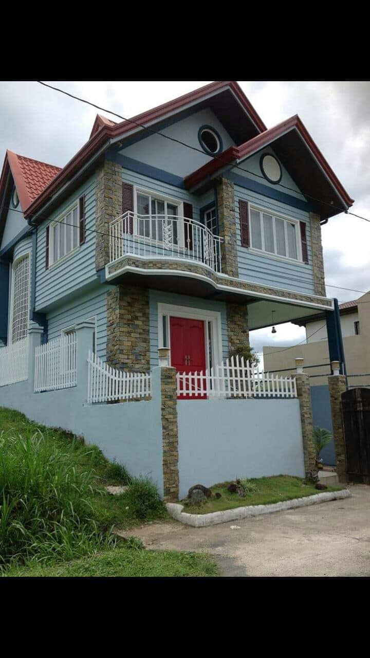 Renei's tagaytay vacation home
