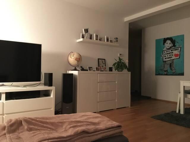 Sehr zentral gelegene 3 Zimmer Wohnung