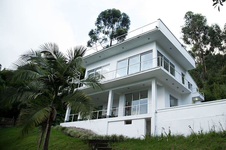 Casa Mirador Private House