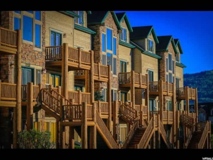 Utah Ski & Summer Resort Condo - Moose Hollow-Eden