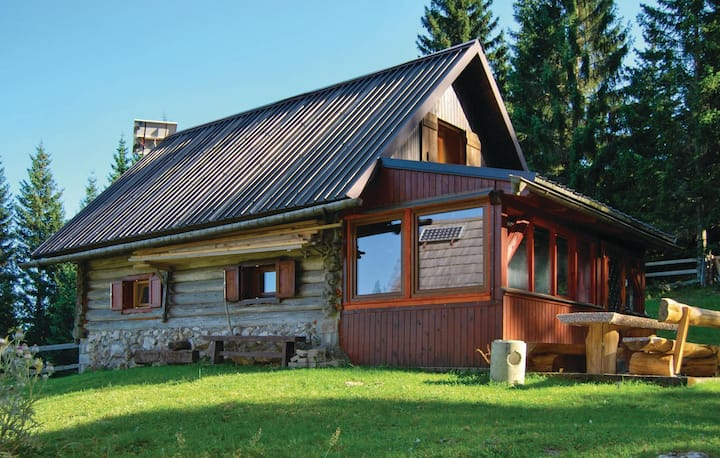 Awesome home in Bohinjska Bistrica with 2 Bedrooms