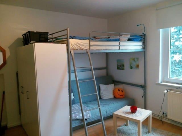 Privates Zimmer max. 2 Personen - Wolfenbüttel - Appartement