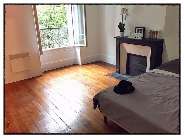Cosy flat in lovely area - Paris - Apartamento