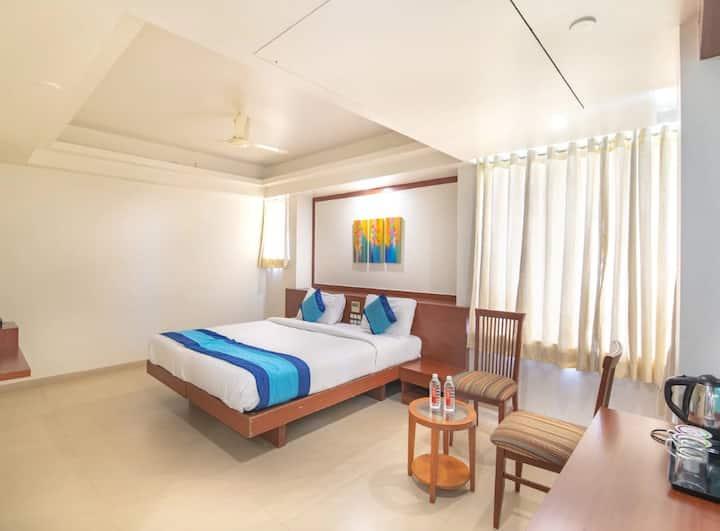 Super deluxe room @Baner,Pune.