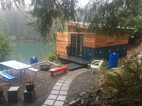 Waterfront Tiny House