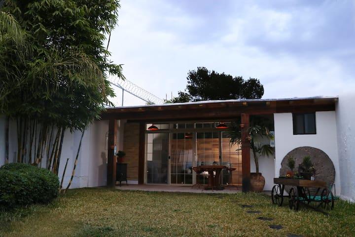 LOFT Urbano estilo Cabaña