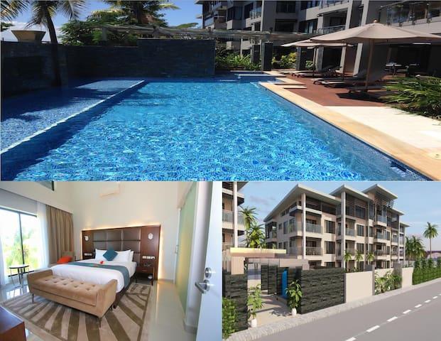 Denarau Island 3 Bedroom Villa With View