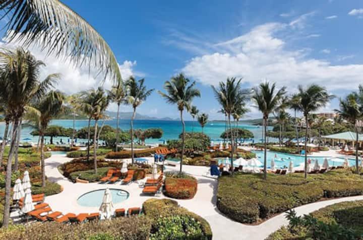 Ritz Carlton Villas at Best Beach on STT