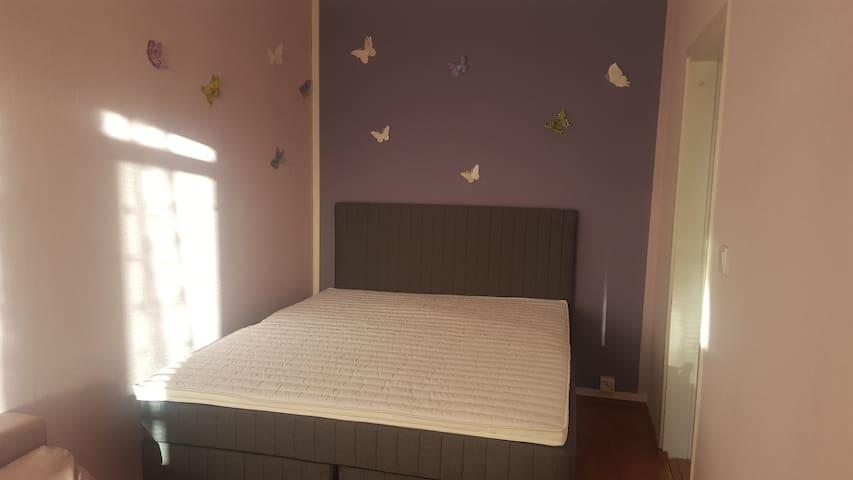 Уютная квартира в Kotka
