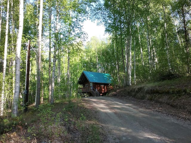 Sweet spot  'white bear trail on birch hill' cabin
