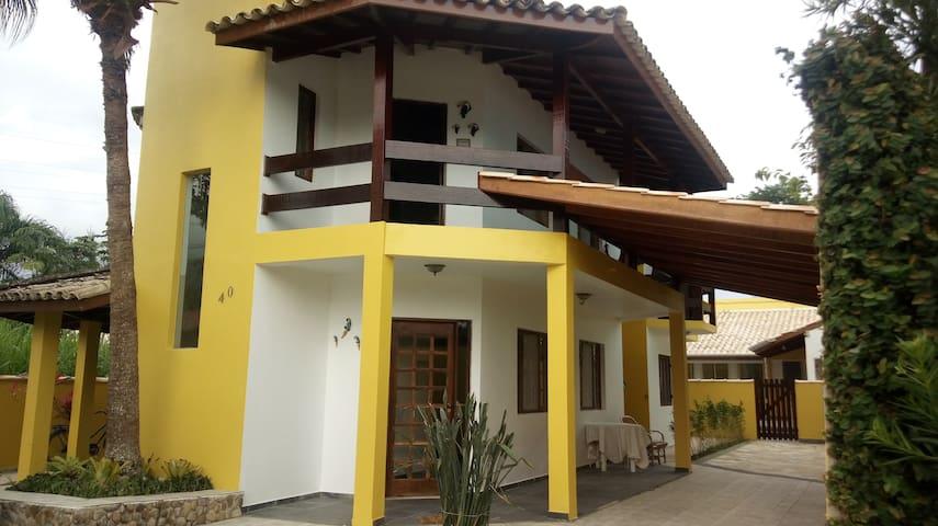 CASA DO PAULO - CARAGUATATUBA - PRAIA MOCOCA