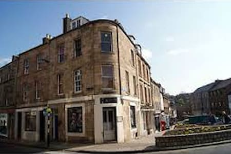 Grade 'C' Listed Town House - Jedburgh