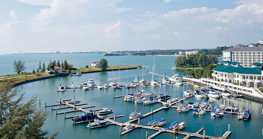 Marina Sea View Resort Port Dickson