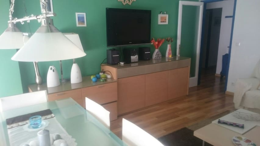 Quality apartment close to beach - El Masnou - Byt