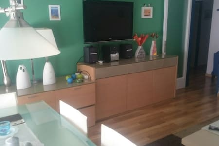 Quality apartment close to beach - El Masnou - Apartamento