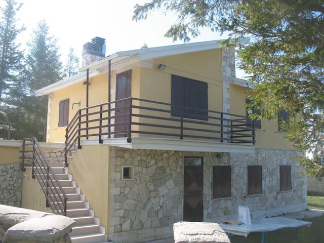Bellissima villa nel Parco della Majella - Passo Lanciano - Departamento