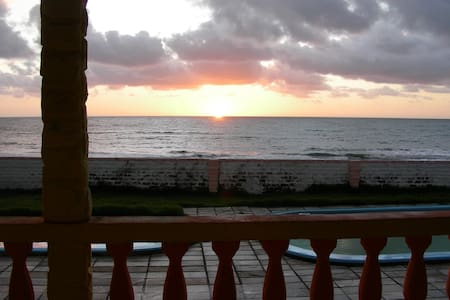 HOT-BEACH HOT-SUN - Maxaranguape - Rumah