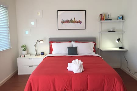 ★★Stunningly Upgraded Studio - Walk to Castro St★★