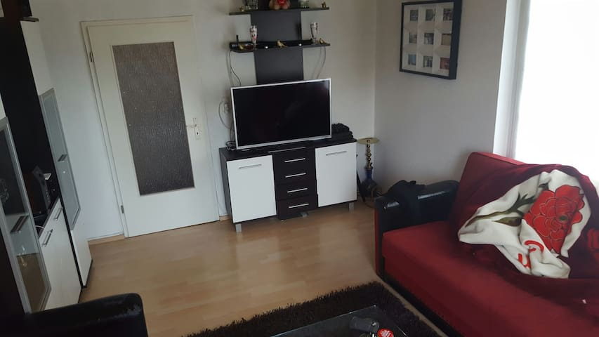 Apartment 50qm  Ddorf/airport/Messe