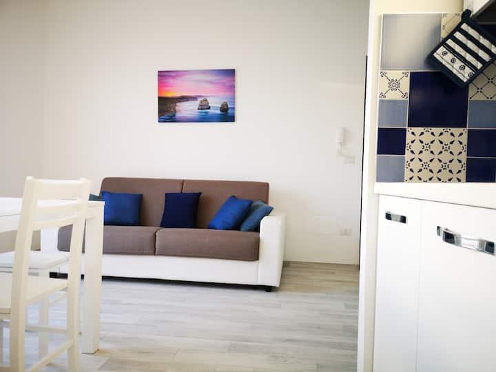 "Casa""Kingottina""Porto Cesareo250m da mare e centro"