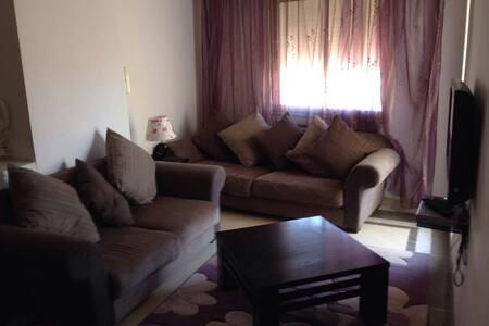 Très Bel appartement au coeur du LAC II Tunis - Les Berges du Lac - Apartamento
