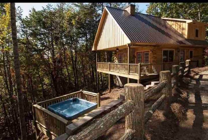 Mountain Memories Cabin in the Smoky Mountains-NEW