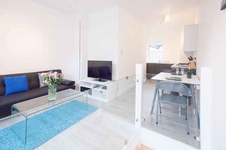 Super Central Kings Cross/Euston Flat - London