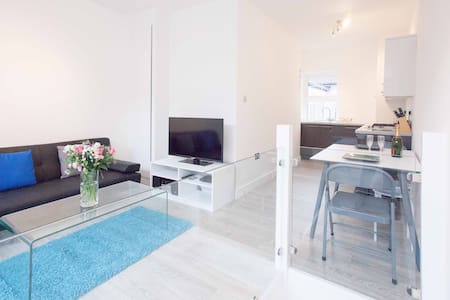 Super Central Kings Cross/Euston Flat - Londres - Apartamento