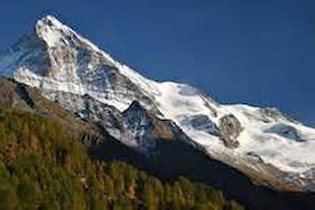 Val d'Herens appart  vue splendide - Evolène - Alpstuga
