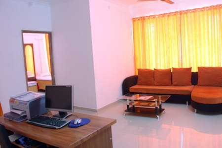Feeling Homely in Navi Mumbai - Apartemen