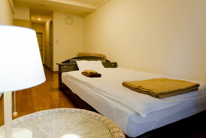 1min->Narimasu Station/Deluxe Single Room 23㎡