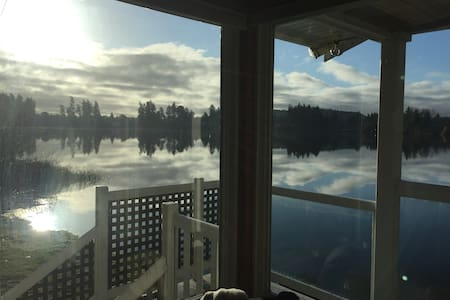 Private Lake Front 1 bed Cottage full kitchen wifi - Victoria