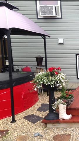 Red Deer relaxville - Red Deer - House