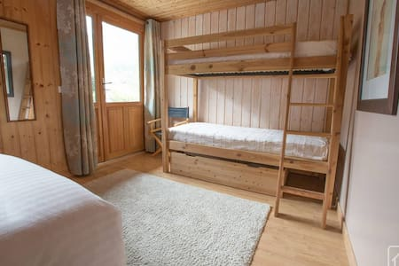 Room only, B&B or fully catered - Montriond