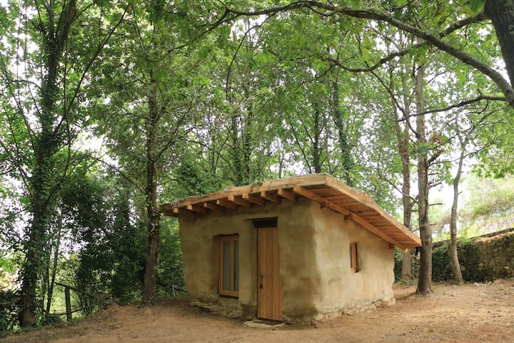 "Eco Tiny house ""Poupa"" @ XVIII century eco-farm"