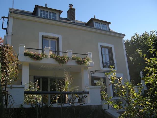 Amboise, une chambre à la Huchette - Amboise