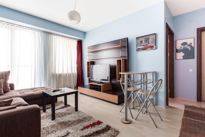 ÇANKAYA RESIDENCE 04 - Çankaya - Flat
