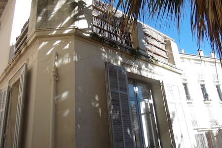 STIDO INTO VILLA IN CANNES CENTRE - Cannes - Haus