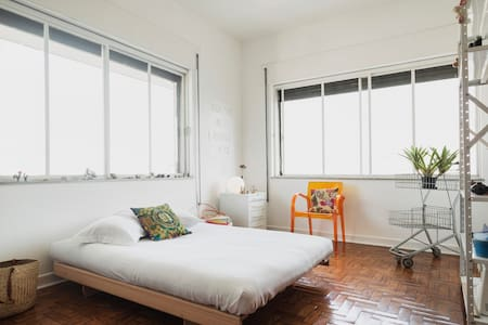 A singular experience in the heart of the city - São Paulo - Apartment
