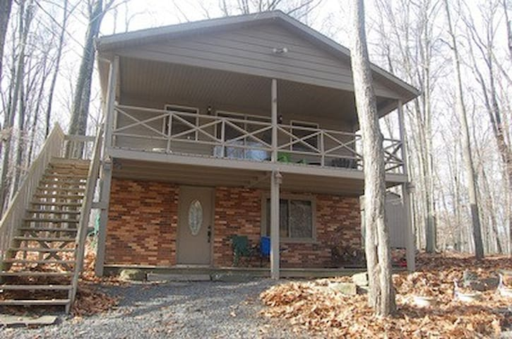 Pocono Paradise Cottage- Spring and Summer Deals! - Tobyhanna Township - บ้าน