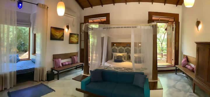 Dambulla Nature Chalet 1 -with private plunge pool