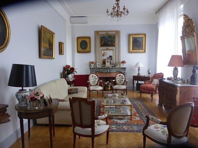 Appartement plein centre terrasse - Bergerac - Apartament