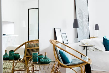 High-End Studio,Ibiza Old Town Docks,Suite1,floor1 - Eivissa - 公寓